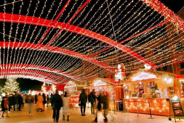 Christmas Market in 横浜赤レンガ倉庫