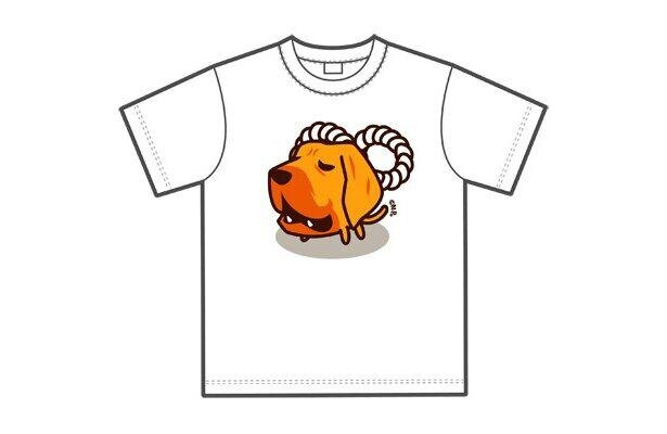 「高知犬Tシャツ」