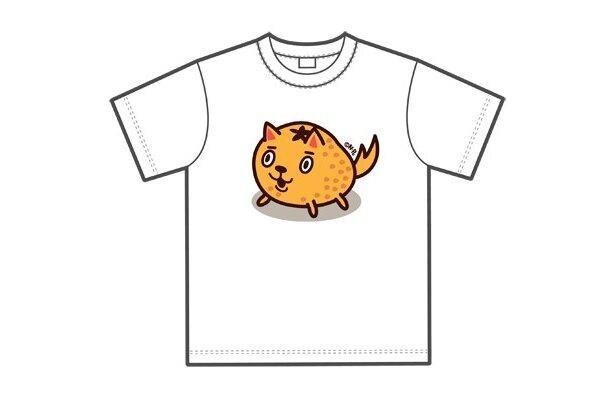 「愛媛犬Tシャツ」