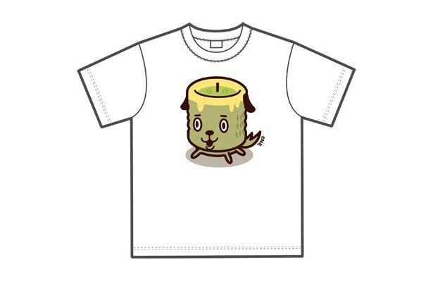 「静岡犬Tシャツ」