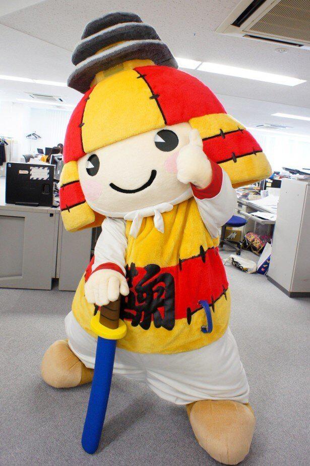 熊本県にある鞠智城のイメージキャラクター、ころう君がKADOKAWAへ!