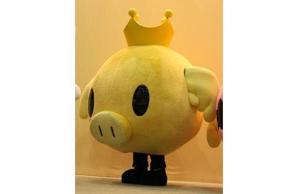 【多彩な千葉県のゆるキャラ】豚をモチーフにしたキャラクター、ホーリー