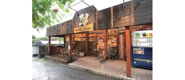 「BAKERY OKADA」は、横浜市緑区霧が丘4-23-7