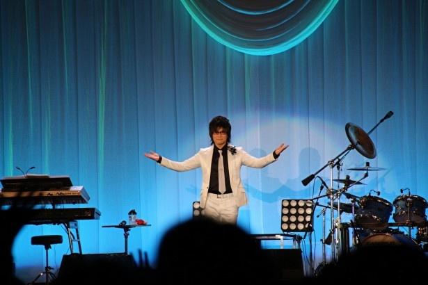デビュー30周年&1月26日に50歳を迎えたことを記念して、ディナーショーを開催した声優・森川智之に直撃インタビュー!!