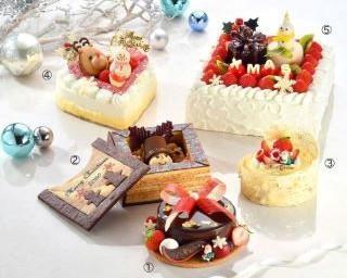 「ロイヤルパークホテル」今年のクリスマスケーキをチェック!コンテストのグランプリに輝いたのは?