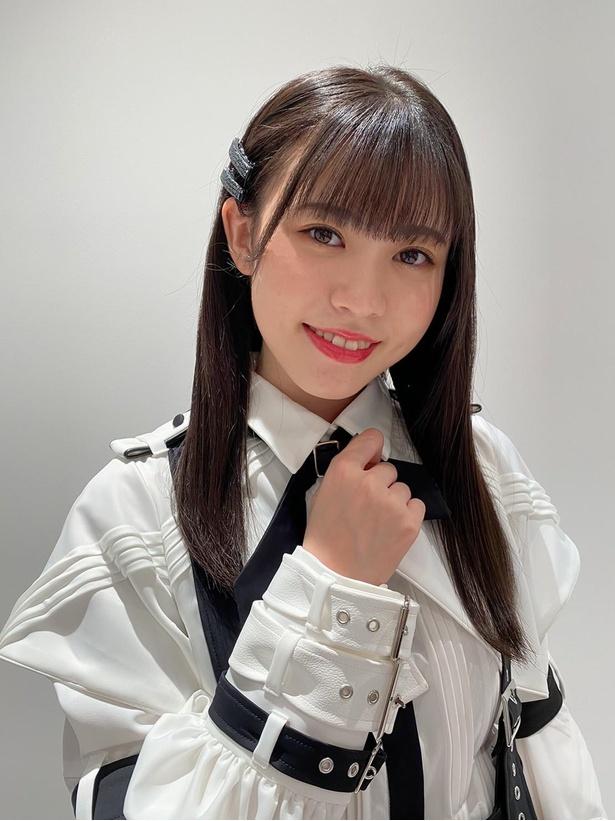 11月4日、9thシングル『何人(なんびと)も』をリリースするラストアイドルの阿部菜々実