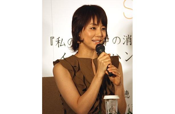 共演の石田ゆり子は「現場はとても大変でした」と激白