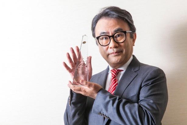 ザテレビジョンドラマアカデミー賞で脚本賞を受賞した三谷幸喜