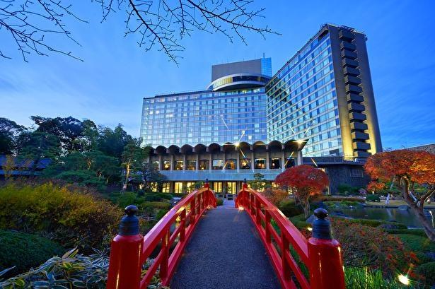 ホテルニューオータニ(東京)で、都内にいながら非日常を味わおう