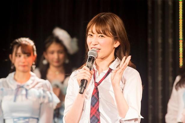 吉田朱里は自身ラストシングルで初センター!