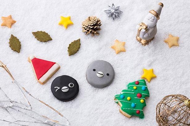 クリスマスの雰囲気と遊び心が満載の「Suicaのペンギン クリスマスクッキー」