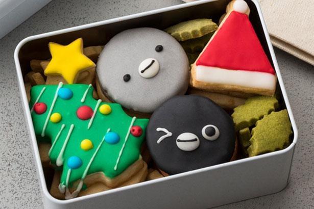 アイシングクッキーの詰め合わせはギフトに最適