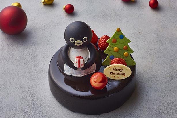「Suicaのペンギン クリスマスケーキ」は食べるのがもったいない可愛さ!