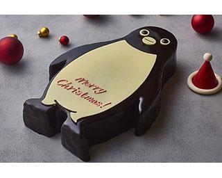 子供たちも大喜び?「Suicaのペンギン クリスマスケーキ」が今年もホテルメトロポリタンに登場