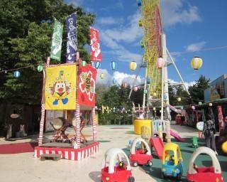 毎年恒例のお祭り騒ぎがやってきた!嬬恋村の軽井沢おもちゃ王国で「ザッ!祭り」が開催中
