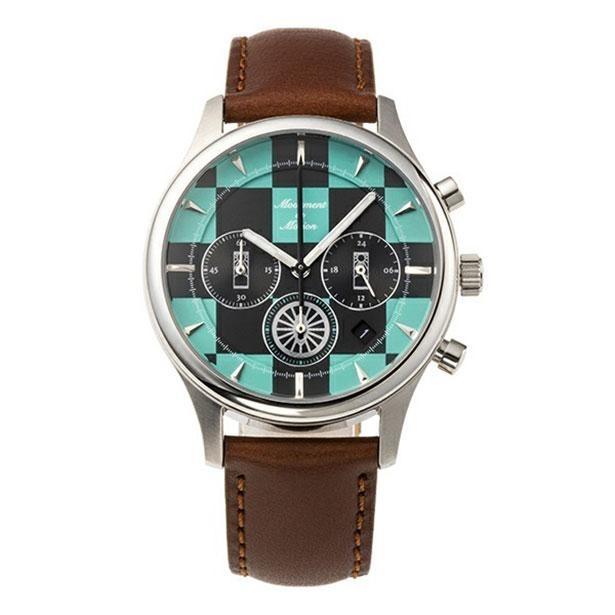 「竈門炭治郎モデル」をはじめ各キャラの腕時計デザインをくまなくチェック!