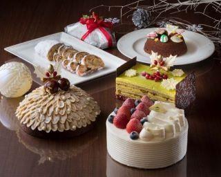 自宅で飾り付けするケーキも!ホテル椿山荘東京のクリスマスケーキが予約開始