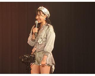 NMB48・村瀬紗英が2期生公演で卒業発表「すべての経験は私の財産」