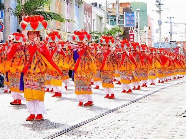 「Re:sort@OKINAWA」と一緒に楽しみたい!沖縄の年間イベント