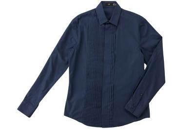 非対称フリルシャツ 7990円