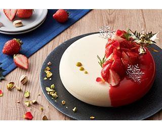 """HIBIKAに聖夜を彩る「クリスマスケーキ」が登場、""""とっておきのスイーツ""""を手土産にパーティーへでかけよう"""