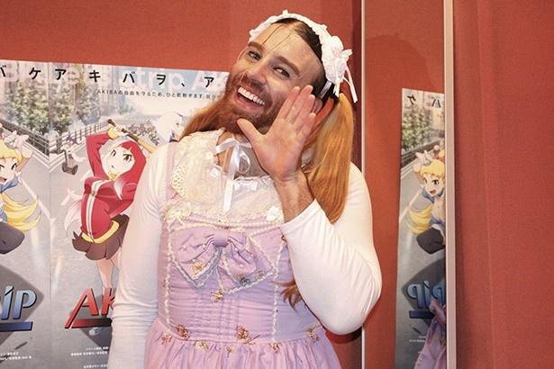 有紗のコスプレでシャワーシーンを再現したい!?「AKIBA'S TRIP」中川翔子&レディビアード インタビュー