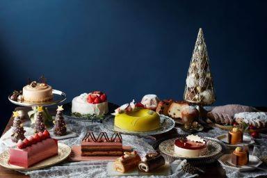 美麗クリスマスケーキ9種が登場! 「グランドニッコー東京 台場」の今年のラインナップをチェック