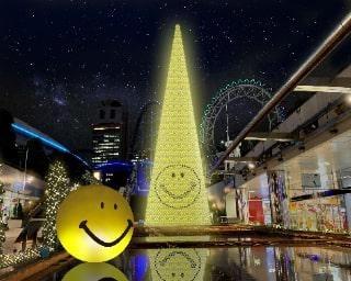 """""""スマイル""""に溢れたイルミネーションを部屋から楽しめる限定宿泊プランが東京ドームホテルに登場"""