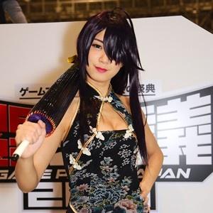 【写真20点】「このすば」「SAO」などアニメヒロインも参戦!「闘会議2017」を盛り上げたコスプレ美女たち