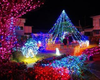 輝く光が幻想的な空間を作る、熊本県天草市内で「Amakusa Romantic Fantasy 2020」開催