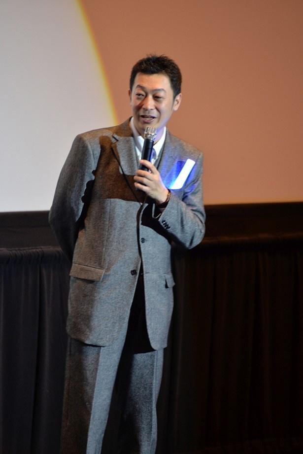 「プリティーリズム・レインボーライブ」4週連続上映イベントで菱田監督が登場。思い出話とサイリウムで故・井内秀治を偲ぶ
