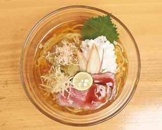 ラーメンWalker北海道のスペシャル企画!見た目も涼しげな夏にピッタリの限定麺が登場