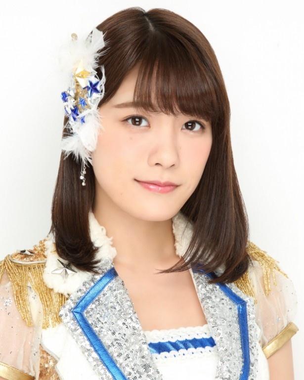 SKE48からの卒業を発表した酒井萌衣