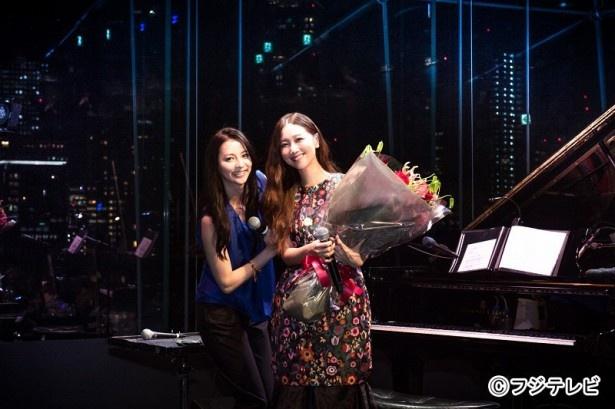 現在放送中のドラマ「嫌われる勇気」(フジテレビ系)で、主題歌を務める大塚 愛が、ビルボードライブ東京でピアノ弾き語りライブ「AIO PIANO vol.4」を開催