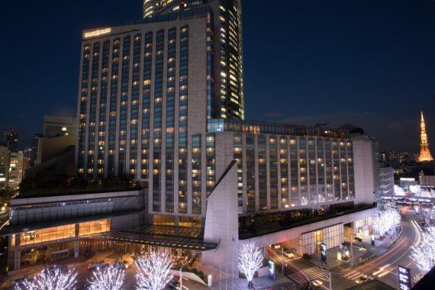 六本木ヒルズの一角に構えるグランドハイアット東京