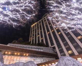 イルミネーションを楽しめる都内のホテル3選!Go Toトラベルを使って特等席からイルミを堪能しよう