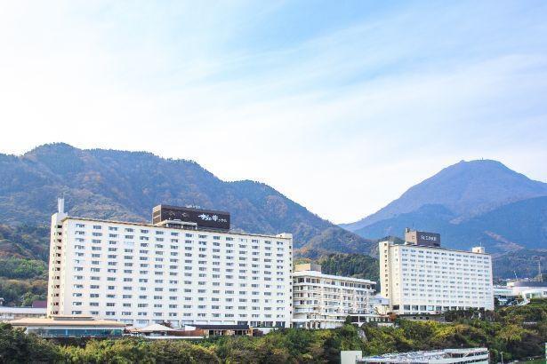 別府温泉杉乃井ホテル