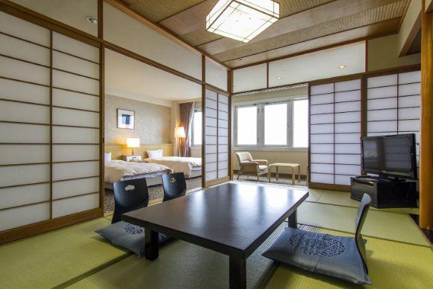 別府温泉杉乃井ホテル・客室