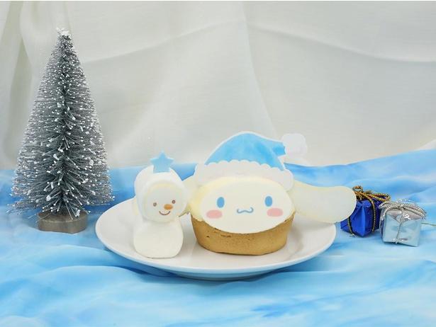 「シナモンの雪だるまレアチーズタルト」(680円)