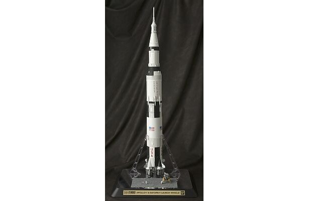 大人の超合金シリーズ第1弾「アポロ11号&サターンV型ロケット」