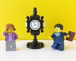 レゴの世界観にどっぷり浸かれる