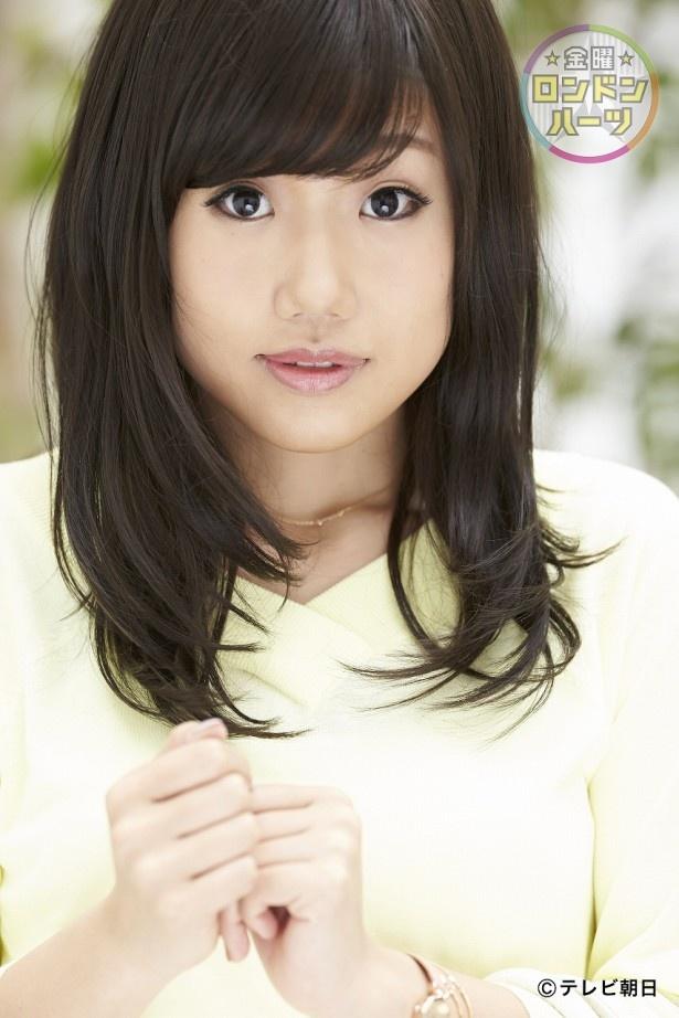 これが横澤夏子の美しい姿!