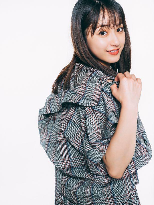 10万人に1人の難病と闘う女子高生・桜木梨乃を演じた女優、平祐奈
