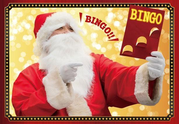 サンタクロースからのミッションをクリアしてプレゼントをゲット!※画像はイメージ