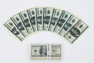 よ〜く見ると1000ドル札になっている…【そのほか商品画像】