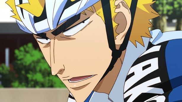 「弱虫ペダル NEW GENERATION」第7話の先行カットが到着。箱根学園の3年生と新世代が激突!