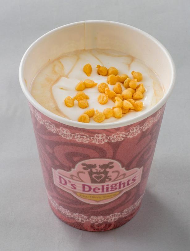 キャラメルの濃厚な味わいにチーズの甘塩っぱさがベストマッチ!「D's Delights チーズキャラメルミルクティー」