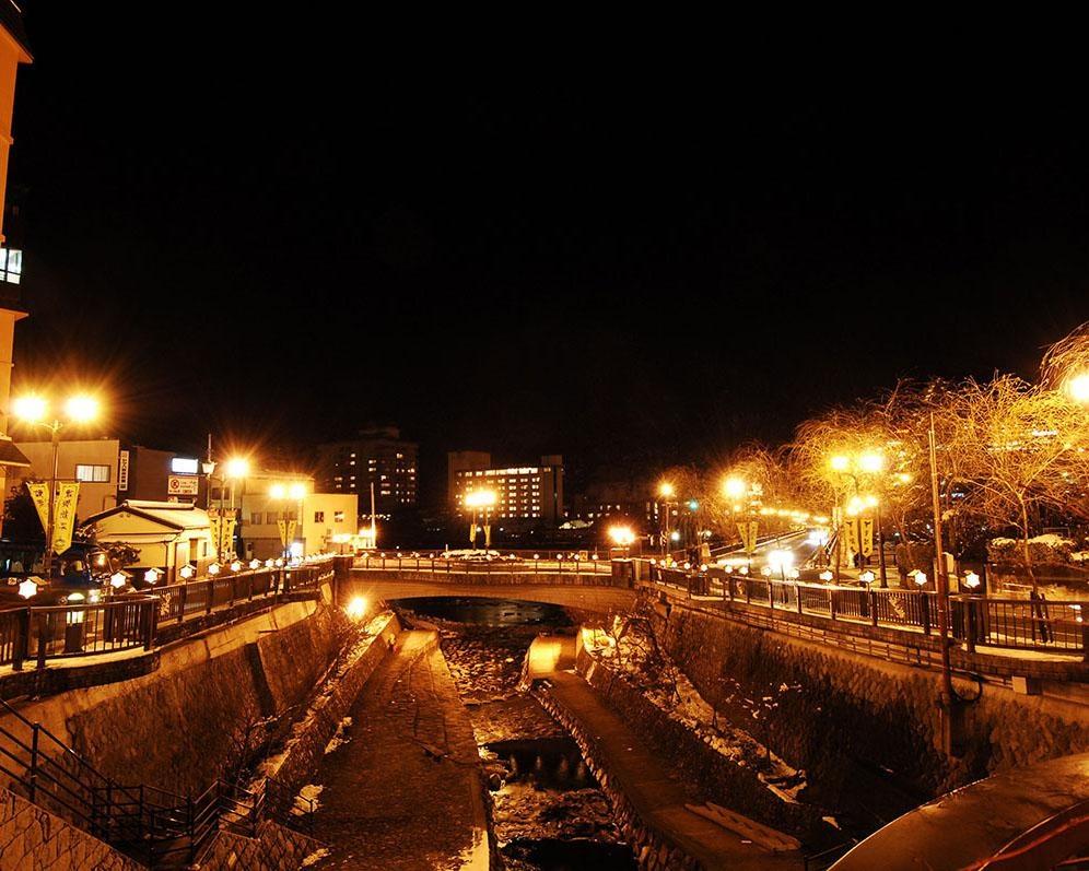 やわらかな光が冬の温泉街を彩る、岐阜県下呂市の下呂温泉で「ウインターイルミネーション」& 「キャンドルイルミネーション」開催