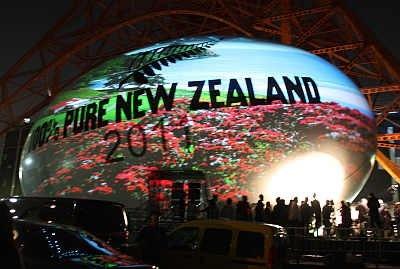 こんなにも美しいニュージーランドの風景が!