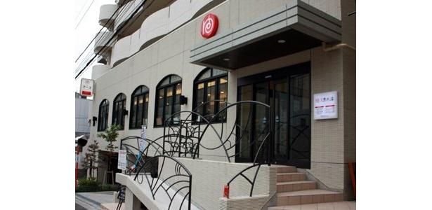 「清水湯」は、港区南青山3-12-3。東京メトロ「表参道駅」A4出口より徒歩2分という好立地